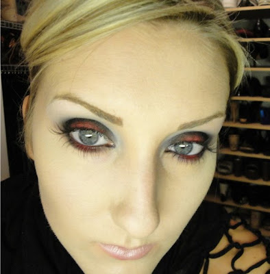 vampire eye makeup. EYE MAKE UP COLECTION 2011: