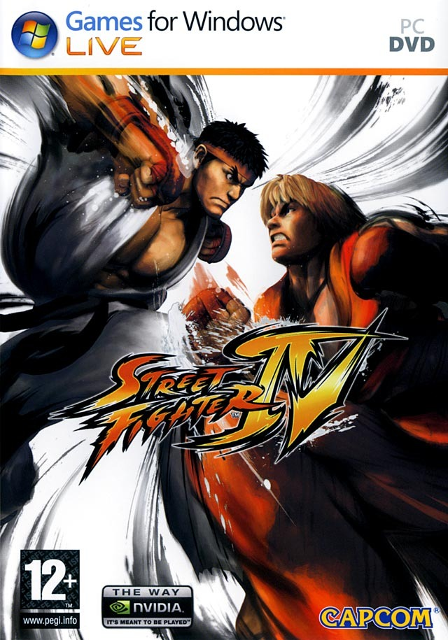 Download Street Fighter IV PC Game