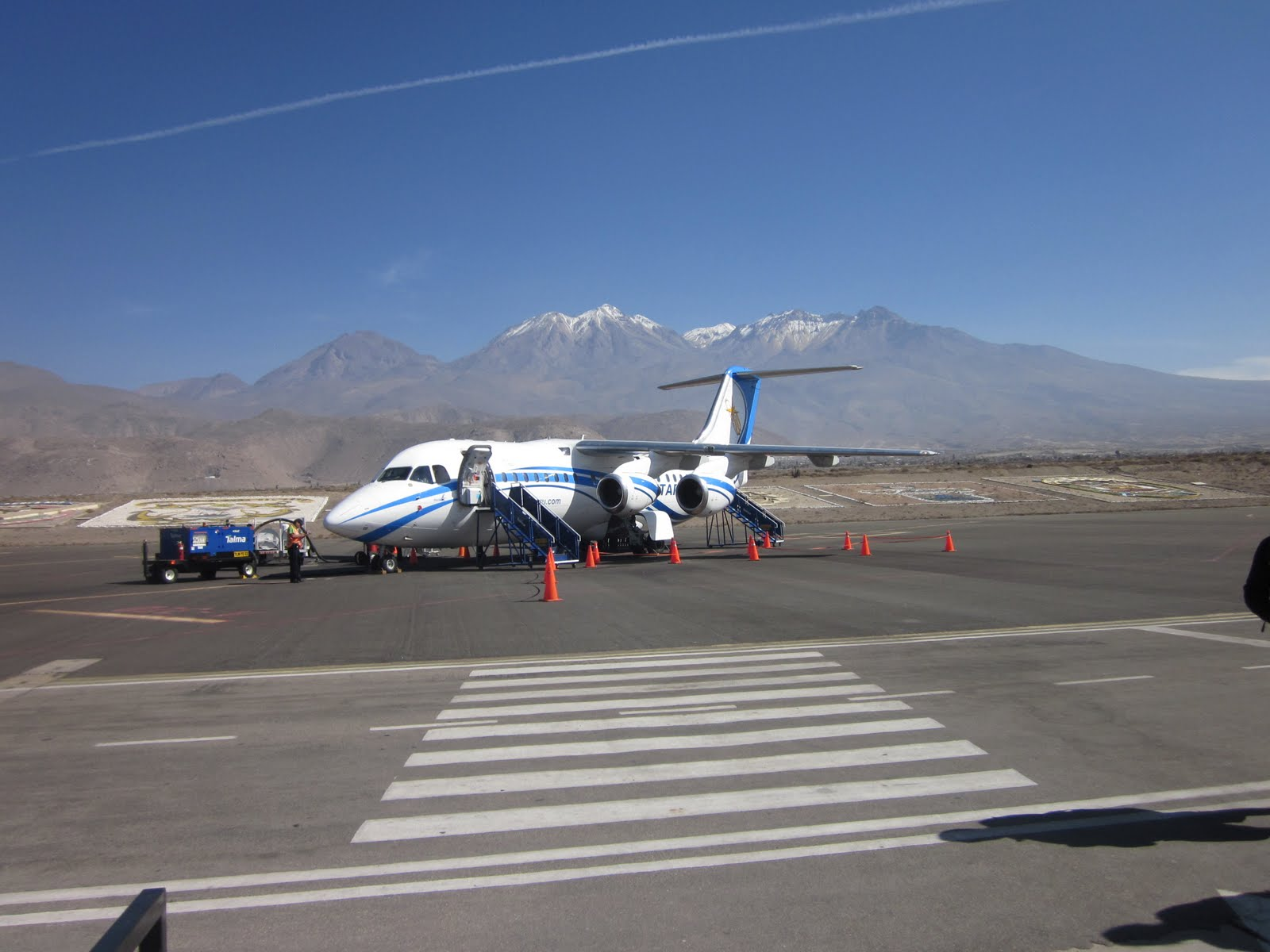 Airport in Arequipa