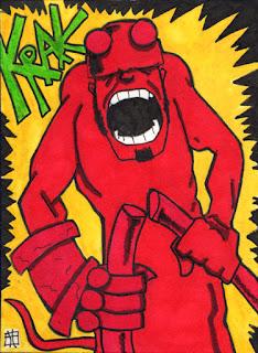 hellboy, j(ay)