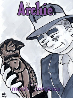 sam spade, maltese falcon, archie andrews, march of dimes