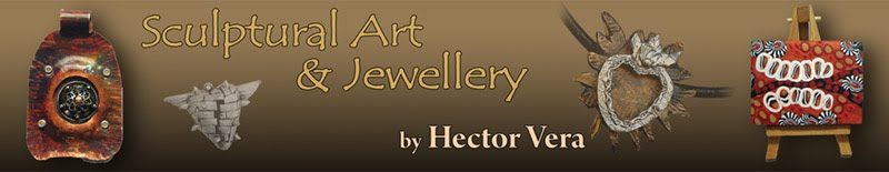 Sculptural Art & Jewellery by Hector Vera