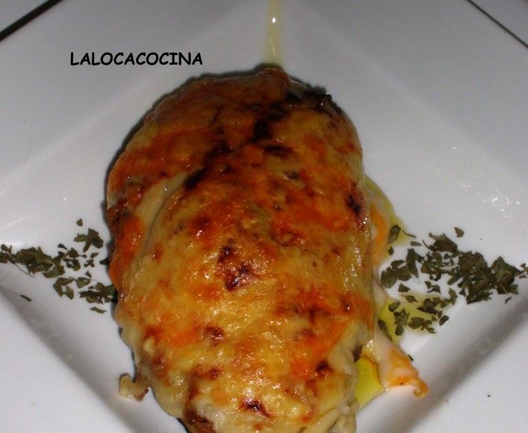 La loca cocina berenjenas rellenas for Cocina berenjenas rellenas