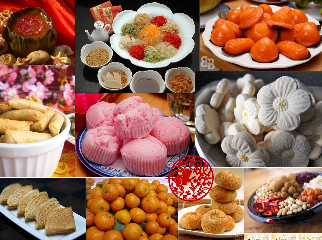 Yours Moment: Chinese New Year Celebration - Foodie!