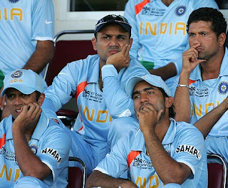 india cricket 2007 world cup defeat performance review debacle fan fans reaction protests retire greg chappell rahul dravid sack sourav ganguly out lose sucks advertisments endorsements failure analysis post mortem indian team