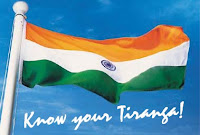indian independence day tiranga flag award