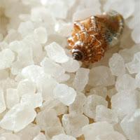 Natural sea salt benefits iodized table salt ban India Gandhi dandi march