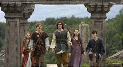 chronicles of narnia prince caspian movie review film flick india telemarines