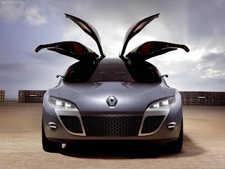 Renault Megane Coupe Concept Car pictures photos snaps images photographs dealer cheap cheapest review parts manual offers buy used cost price rate