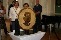 one million dollar coin canada biggest