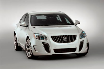 Buick Regal GS Show Car