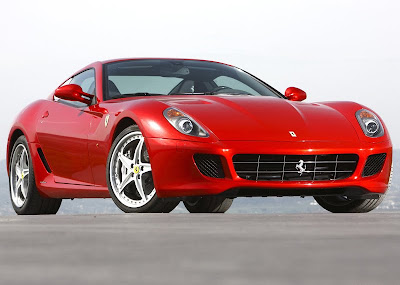 Ferrari 599 GTB Fiorano HGTE 2010