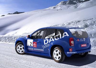 Dacia Duster Trophee Andros 2010