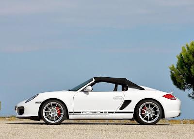 Porsche Boxster Spyder 2010