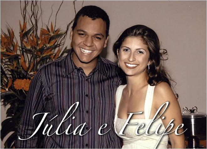 Júlia e Felipe