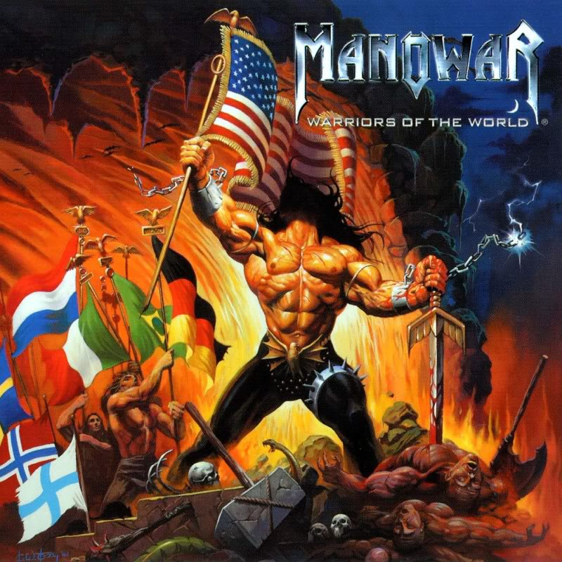 manowar warriors of world. manowar warriors of world.