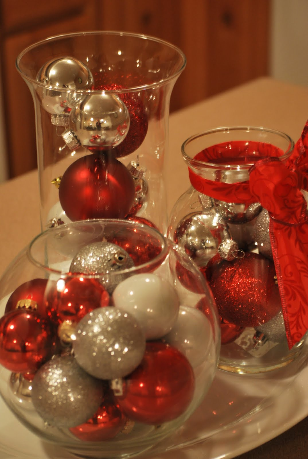 Frugal wife wealthy life decorating for the holidays on for Discount christmas decorations