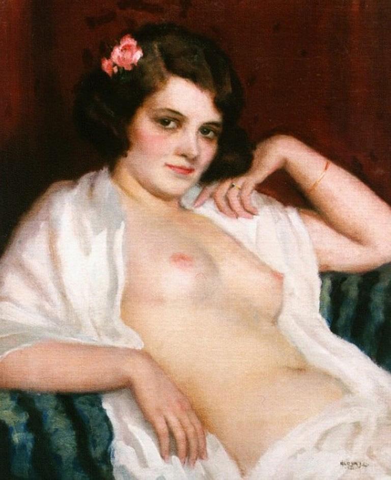 Nude%2Bby%2BJanos%2BLaszlo%2BAldor%2B%2528Hungarian%252C%2B1895 1944%2529 Nude by Janos Laszlo Aldor (Hungarian, 1895 1944). Posted by Kim Grey at ...