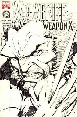Bart Sears Wolverine 100 Project #2