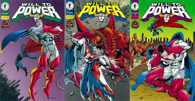 Bart Sears Will To Power covers