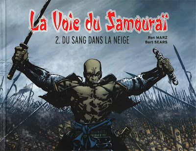 Bart Sears La Voie du Samourai Book 2