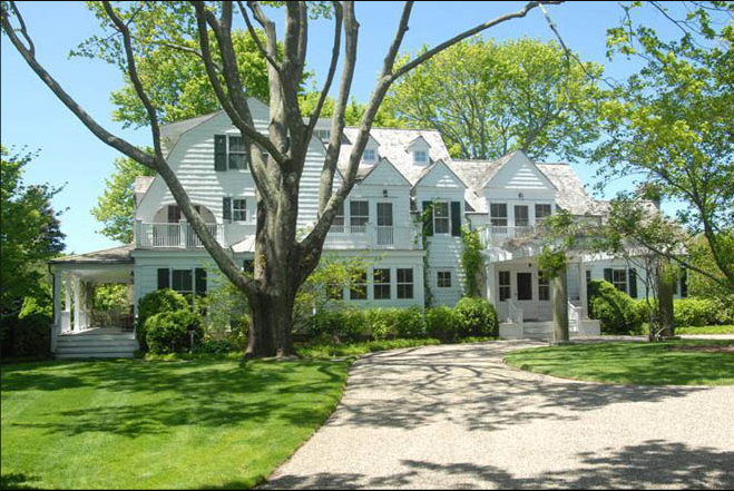 Ina Garten Hamptons Home 2009-11-15 | celebrity digs hq
