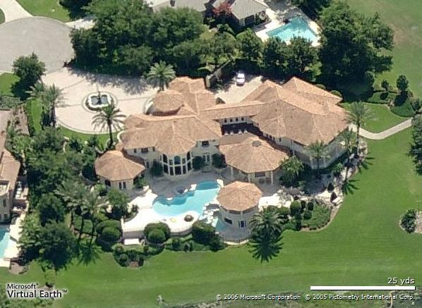 tiger woods house isleworth. And it#39;s not Tiger#39;s house!