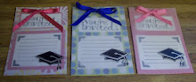 3 of the 20 graduation invitations