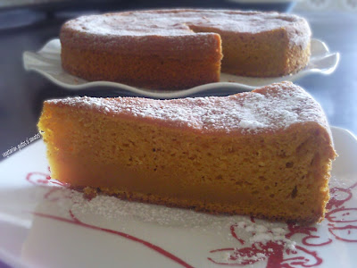 Articole culinare : TARTA DE DOVLEAC (fara gluten) / TARTA DE CALABAZA (sin gluten)