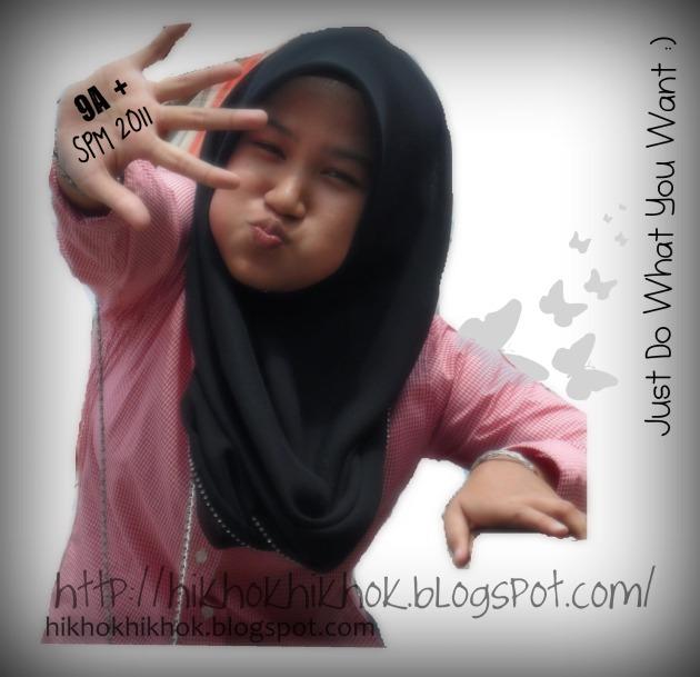 Aqila's senyum :)