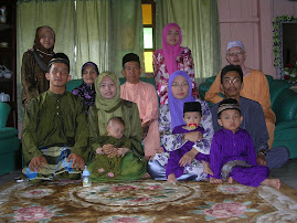 my Family ( Raya 2008 )