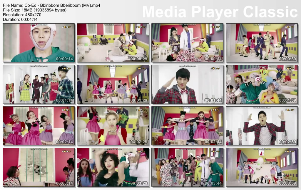 [HQ/MV]CO-ED - Bbiribbom Bberibbom. Credit to Mira