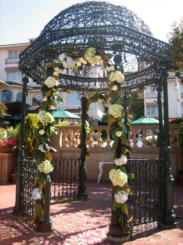 images of gazebos decorated for weddings wedding wording rsvp
