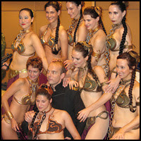 The Slave Leia Appreciation Society