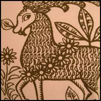 Folkloric Deer