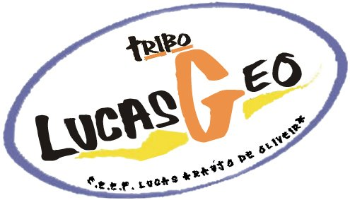 Logomarca Tribo LucasGeo