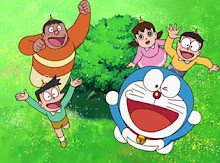 Doraemon & friends