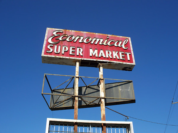 Economical Supermarket