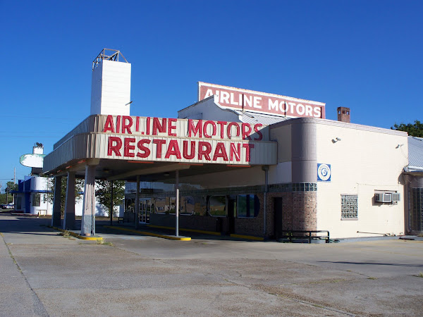 Airline Motors Restaurant...Now.