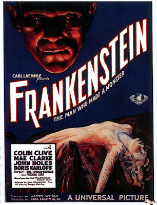 i, frankenstein movie poster  ... Winners For 1931-32 And