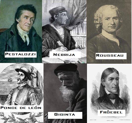 Personajes destacados