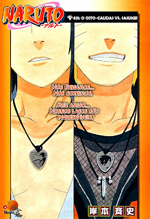 Naruto Mangá 411 (Colorido)