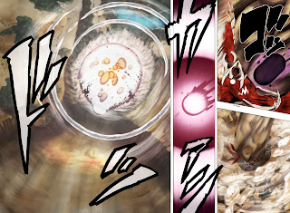 Naruto Mangá 438 Colorido