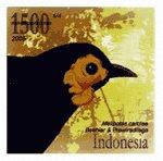 Perangko Seri Flora Fauna dari Papua. Sumber : www.menlh.go.id/PerangkoHLH