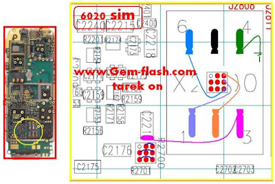 Nokia Repair Schematic Diagram Disassembly Nokia Cellphone