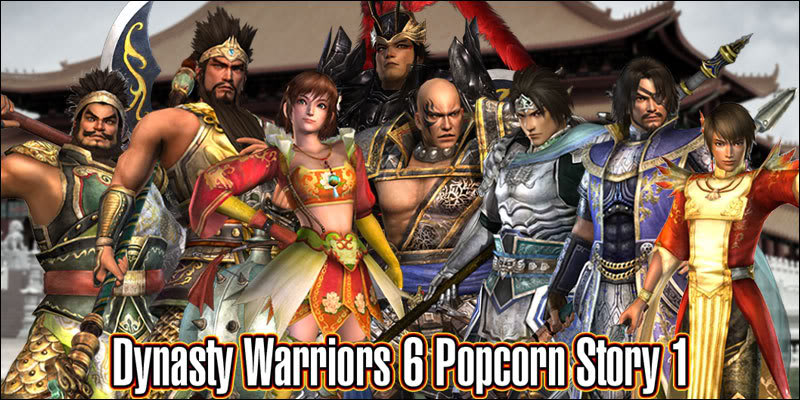 HISTORI OF DYNASTY WARRIORS / DYNASTY HAN