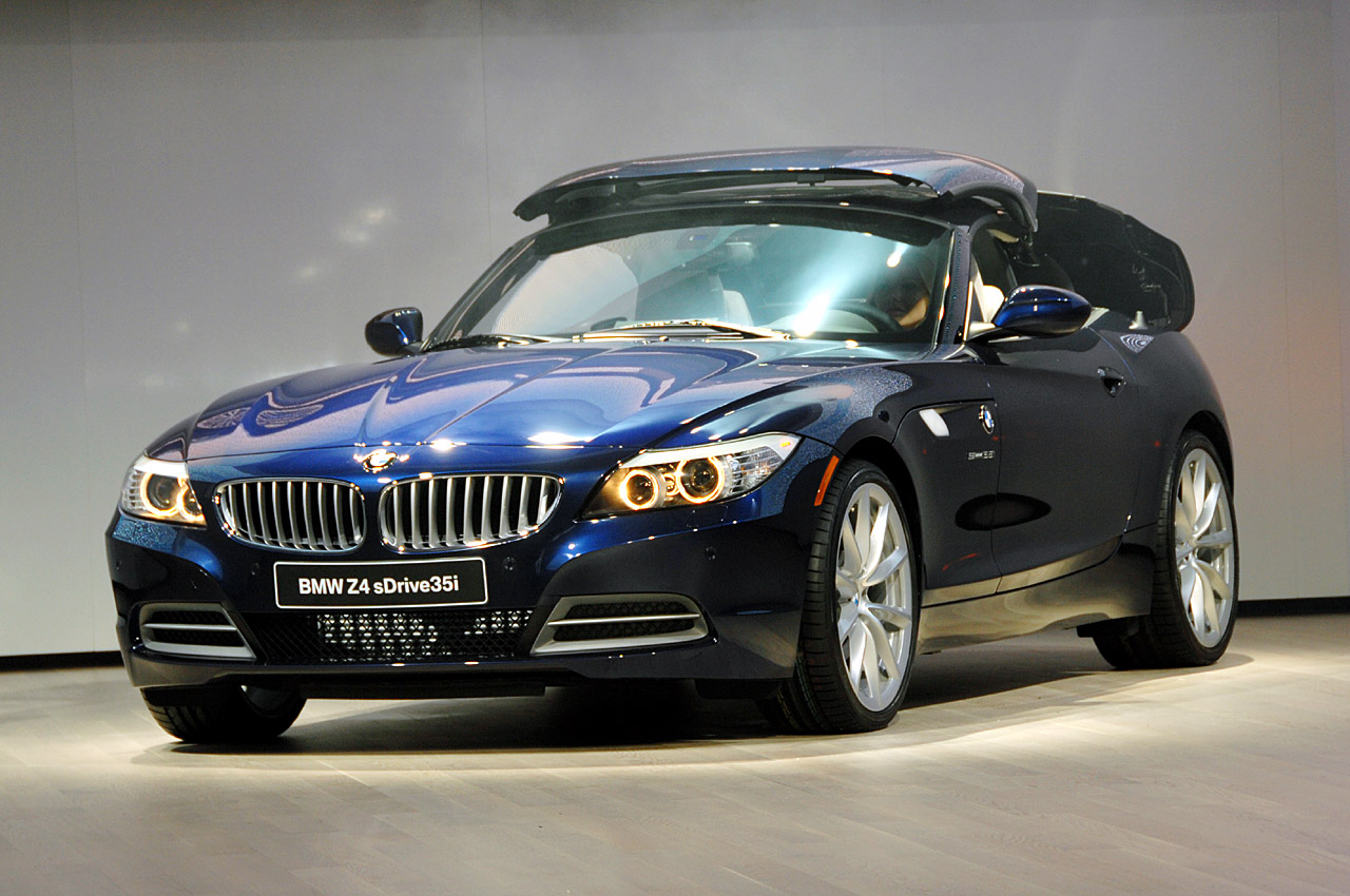 car wallpapper: 2009 BMW Z4