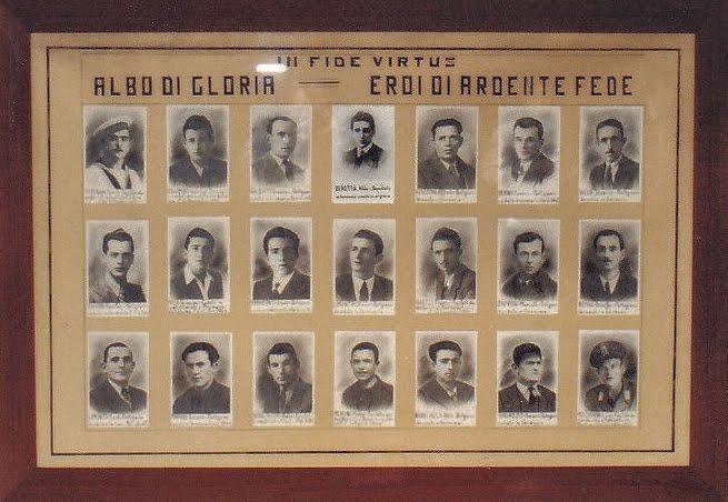 I  martiri della Resistenza e della deportazione di Cinisello Balsamo