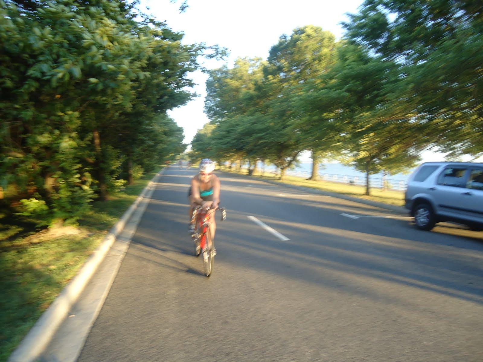 Sunday: Sprint Triathlon