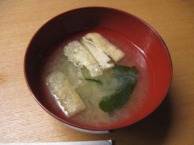 Hiromi's soup